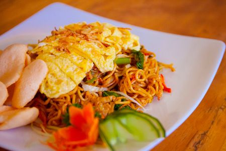 Mie Goreng Chicken