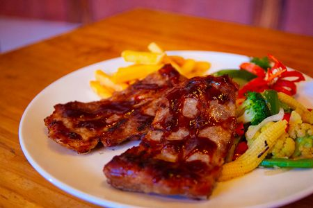 Special Pork Ribs 400grm